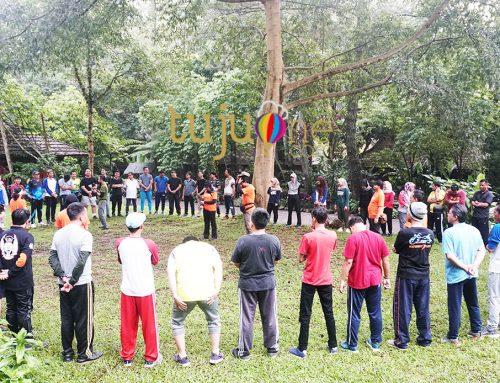 Outbound di Bogor Untuk perusahaan yang lebih maju
